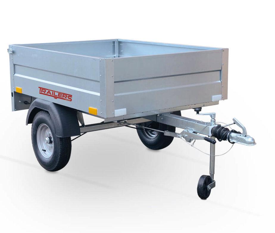 carrello rimorchio Basic 2 trailers group La Maggiore
